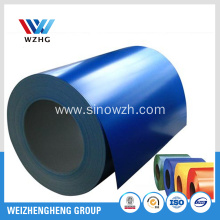 PPGI/PPGL color coated steel sheet and coil